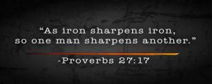 As-Iron-Sharpens-Iron